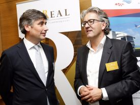 LuxReal Logistics Forum 27/10/2016