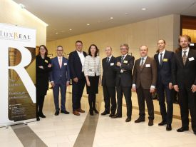 LuxReal Investment Funds Forum - April 2016