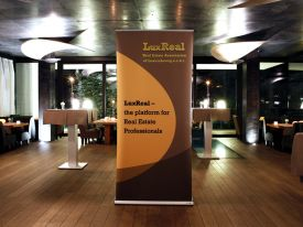 LuxReal Supporting Members Dinner 2014